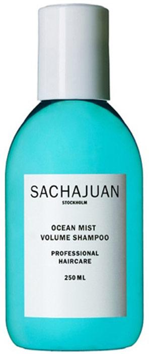 Sachajuan Шампунь для объема волос Ocean Mist 250 млМ219Шампунь для объема Ocean Mist создает структуру и объем волос, а также укрепляет их снаружи и изнутри благодаря технологии Ocean Silk и натуральным протеинам растительного происхождения.