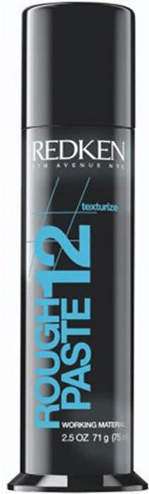 Redken Texture Rough Paste 12 Паста для моделирования и текстурирования, 75 млP0928200Уникальная паста для волос от Redken навсегда избавит вас от проблем и забот о стильной прическе. В ее состав входят углеводы, придающие волосам упругость и отличную эластичность. Вы с легкостью сможете создавать различные креативные и необычные образы. После применения средства волосы становятся заметно мягче, легко расчесываются и приобретают блеск. Благодаря безопасной формуле, пасту можно часто использовать, не переживая о здоровье своих волос.