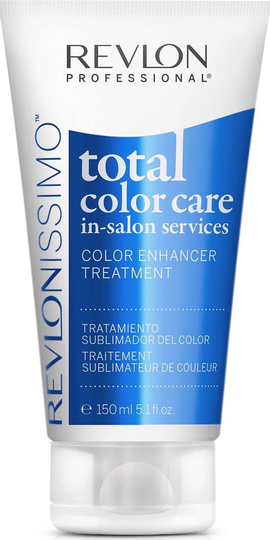 Revlon Professional Revlonissimo Total Color Care Treatment - Маска-усилитель анти-вымывание цвета 150 мл4751006752856Профессиональный салонный уход, который хорошо закрывает кутикулу волос и препятствует потери цветового нюанса, придавая волосам блеск и сияние. Защита от вымывания - содержит пленкообразующий полимер, который защищает окрашенные волосы от потери и вымывания пигмента красителя. Антиоксидантный эффект - клюква содержит антиоксиданты, которые помогают блокировать действие свободных радикалов и предотвратить окисление пигментов после процедуры окрашивания. Уход и восстановление - провитамин В5 укрепляет структуру волосяного волокна и увлажняет волосы. Придает волосам эластичность, предотвращает ломкость, которая может произойти при расчесывании волос.
