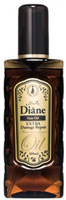 Moist Diane Масло для волос Extra Damage Repair. Глубокое восстановление поврежденных волос, 100мл