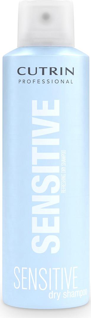 Cutrin Sensitive Dry Shampoo Сухой шампунь, 200 мл12690Предназначен для сухого очищения волос, придает чувство свежести и чистоты. Оживляет тусклые волосы в перерывах между мытьем головы. Быстр и удобен в использовании. Подходит для темных и окрашенных волос. За счет отсутствия отдушки не оказывает раздражающего воздействия на органы дыхания. Продукт разработан совместно с Федерацией Аллергии и Астмы Финляндии.Сухой шампунь: всё, что нужно знать. Статья OZON Гид