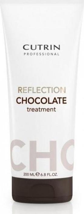 Cutrin Reflection Color Care Mask Тонирующая маска Шоколад, 200 мл54232Оттеночные маски и кондиционер линии для усиления цвета Cutrin Reflection Color Care придают блеск и продлевают яркость краски на волосах на длительное время, что помогает обеспечить насыщенное сияние и цвет волос между процедурами окрашивания.В основе всех средств новой линейки Reflection Color Care - экстракт малины, которая прекрасно помогает сохранить цветовой пигмент краски глубоко в структуре волоса, одновременно обеспечивает питание и защиту от неблагоприятных внешних условий. Продукты подходят как для окрашенных так и натуральных волос. Предназначены для придания дополнительного блеска и сияния волосам и сохранения насыщенных оттенков для окрашенных волос.
