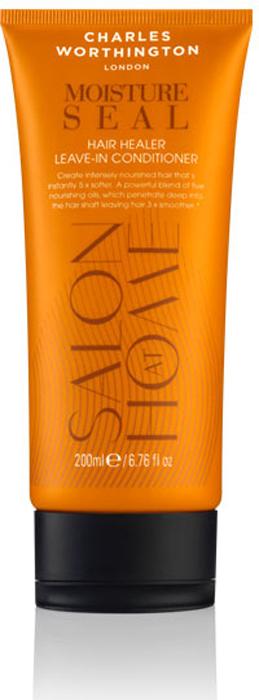 Charles Worthington Кондиционер несмываемый для волос Абсолютное исцеление  , 200 мл.R5102Придает волосам жизненную энергию. В состав входят аргановое масло для восстановления повреждений, кокосовое масло для укрепления, абиссинское масло для увлажнения, масло Цубаки для восстановления блеска и масло макадамии для придания мягкости. Все масла инкапсулированы, что способствует глубокому проникновению в волосяной фолликул. Несмываемый кондиционер для волос Абсолютное исцеление  работает как невидимы щит, защищая волосы от пушения при повышенной влажности, обладая термической защитой, способствует восстановлению здорового уровня увлажнения. Волосы чувствуют себя до 5 раз мягче и остаются глубоко увлажненными в течение всего дня.