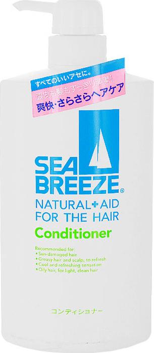 Кондиционер Sea Breeze для жирной кожи головы и всех типов волос, 600 млPT-81324709Кондиционер Sea Breeze подходит для восстановления поврежденных волос. Интенсивно питает и увлажняет волосы, делая их гладкими и послушными, придает упругость и эластичность, а также обеспечивает легкость в расчесывании и укладке.Кондиционер увлажняет кожу головы, даря ощущение легкости и свежести.Протеины пшеницы глубоко проникают в структуру волос, восстанавливая поврежденные участки.Входящий в состав аргинин придает волосам природную силу, эластичность и послушность.Ментол дарит коже ощущение свежести и прохлады на длительное время.Обладает свежим морским ароматом.Способ применения:после применения шампуня, нанести кондиционер на чистые влажные волосы, оставить на 3-5 минут, смыть теплой водой. Характеристики: Объем: 600 мл. Артикул: 838070. Производитель: Япония. Товар сертифицирован.