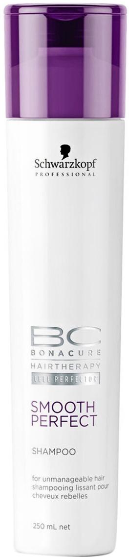 Bonacure Шампунь Идеальная Гладкость Smooth Perfect Shampoo 250 мл