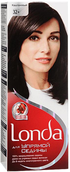 Крем-краска для волос Londa, для упрямой седины, 32+. КаштановыйLC-81308657Хотите избавиться от упрямой седины? Крем-краска для волос Londa идеально вам подойдет. Седые волосы имеют жесткую текстуру, поэтому они трудно поддаются прокрашиванию. Эта крем-краска специально разработана для направленного действия на самые неподдающиеся седые волосы. Это возможно благодаря действию эксклюзивному бальзаму перед окрашиванием, который помогает восстановить текстуру ваших волос для лучшего впитывания краски. Таким образом, краска проникает внутрь волоса и остается там. Результат: 100% закрашивание седины, до 8 недель стойкого цвета, многогранный цвет, естественный вид. Характеристики:Номер краски: 32+. Цвет: каштановый. Проявитель: 50 мл. Крем-краска: 50 мл. Бальзам: 10 мл. Производитель: Россия. В комплекте: 1 тюбик с краской, 1 тюбик с проявителем, 1 пакетик с бальзамом перед окрашиванием, 1 пара перчаток, инструкция по применению. Товар сертифицирован.Внимание!Продукт может вызвать аллергическую реакцию, которая в редких случаях может нанести серьезный вред вашему здоровью. Проконсультируйтесь с врачом-специалистом перед применением любых окрашивающих средств.