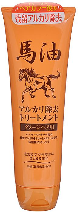 Junlove Восстанавливающая маска, для сухих волос, 270 г