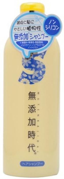 Real Шампунь для волос, без добавок, увлажняющий, 300 мл