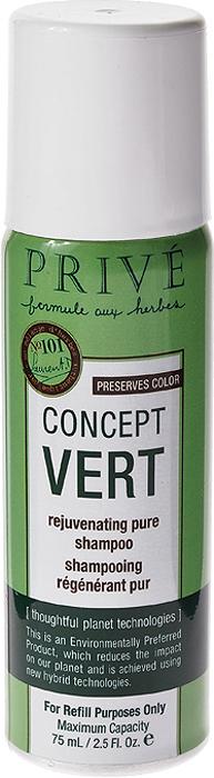 Prive Флакон для шампуня Concept Vert, для волос, 75 млPRV4920048Это пустой флакон, который предназначен для заполнения его шампунем под давлением из линии Concept Vert Collection. Такой флакон удобно взять в дорогу. Характеристики:Объем: 75 мл. Артикул: PRV4920048. Производитель: США. Товар сертифицирован.