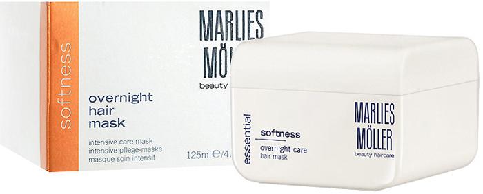 Marlies Moller Маска Softness для гладкости волос, интенсивная, 125 мл25660MMsМаска рекомендуется для жестких, непослушных и толстых волос. Она мгновенно придает волосам мягкость, шелковистую гладкость и блеск. Интенсивно ухаживает за волосами по всей длине. Насыщает волосы питательными компонентами. Восстанавливает структуру волос. Защищает от высокой температуры и УФ излучения. Премиальный уход с профессиональным эффектом. Высокая концентрация активных компонентов. Мягкое средство без силиконов, позволяет частое применение. Уникальность маски заключается не только в эффекте, который она оказывает на волосы, но и в способах нанесения, их три. Можно вечером нанести маску тонким слоем и оставить на всю ночь (не пачкает подушку). Можно утром нанесите небольшое количество маски на сухие волосы, дать впитаться (1-2 минуты). Если волосы вьются - сначала эффект мокрых волос, когда впитается - ухоженные кудри. Маска совершенно незаметна на волосах и будет весь день интенсивно ухаживать и защищать Ваши волосы. Можно нанести маску перед мытьем на сухие волосы, распределяется по всей длине волос, после 10 - 20 минут смыть шампунем.Два способа применения. Наносится на сухие волосы на всю ночь или день Наносится небольшое количество на сухие волосы, распределяется по всей длине волос, после 10 мин смывается шампунем