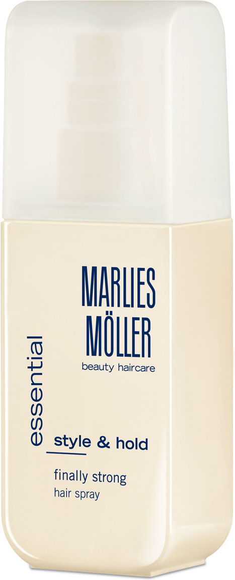 Marlies Moller Лак для волос Styling, сильная фиксация, 125 мл шампуни marlies moller шампунь против перхоти 200 мл