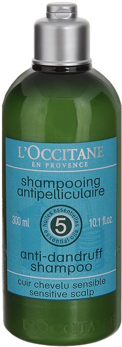 Шампунь LOccitane, против перхоти, 300 мл304365Смягчающий и балансирующий шампунь Loccitane для чувствительной кожи головы содержит балансирующий комплекс из пяти эфирных масел (можжевельник, чайное дерево, тимьян, лимон, перец) и высокоэффективные вещества для борьбы с перхотью. Смягчает кожу головы, дарит волосам здоровье и блеск. Натуральная пенная основа, не содержит парабенов, силиконов, синтетических красителей. Характеристики:Объем: 300 мл. Loccitane (Л окситан) - натуральная косметика с юга Франции, основатель которой Оливье Боссан.Название Loccitane происходит от названия старинной провинции - Окситании. Это также подчеркивает идею кампании - сочетании традиций и компонентов из Средиземноморья в средствах по уходу за кожей и для дома.LOccitane использует для производства косметических средств натуральные продукты: лаванду, оливки, тростниковый сахар, мед, миндаль, экстракты винограда и белого чая, эфирные масла розы, апельсина, морская соль также идет в дело. Специалисты компании с особой тщательностью отбирают сырье. Учитывается множество факторов, от места и условий выращивания сырья до времени и технологии сборки. Товар сертифицирован.