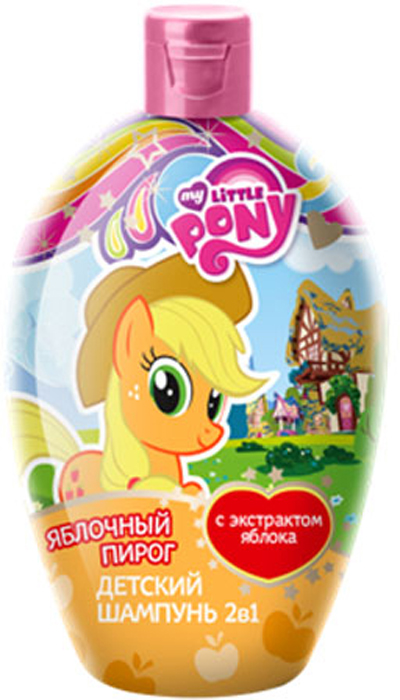 My little pony Шампунь 2в1