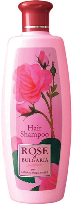 Rose of Bulgaria Шампунь для волос, 330 млSH-81441370Мягкий и эффективный шампунь для всех типов волос. Содержит розовую воду с большим содержанием эфирного розового масла. Укрепляет волосы, придает им мягкость и эластичность. При регулярном применении шампуня волосы становятся блестящими и шелковистыми. Подходит для частого применения. Подарите настроение своим волосам! Натуральная розовая вода с большим содержанием эфирного розового масла является уникальным элементом в этом специально созданном шампуне. Нежный цветочный аромат непременно подарит Вам истинное удовольствие и наслаждение! Инновационная формула деликатно моет, мягко и нежно заботится о Ваших волосах. Они приобретают здоровый вид и блеск, становятся мягкими и эластичными. Шампунь содержит D-пантенол, который питает и увлажняет волосы, тем самым возвращает им естественный блеск и шелковистость, придает энергию и силу. Розовая вода тонизирует кожу головы, снимает воспалительные процессы и зуд, усиливает кровообращение в коже головы, стимулирует рост новых волос и укрепляет их корни. При постоянном использовании шампунь восстановит структуру проблемных волос и вернет им здоровье от корней до самых кончиков.