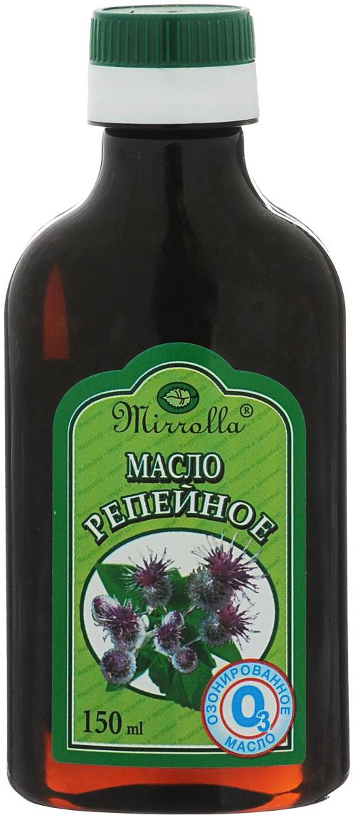 Мирролла Репейное масло озонированное, 150 мл