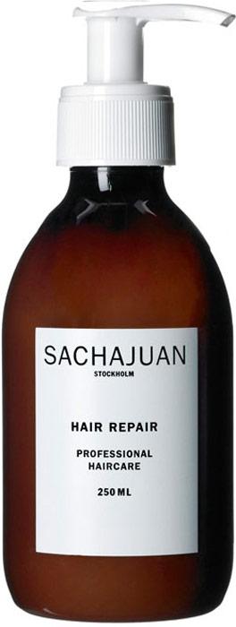 Sachajuan Маска для волос восстанавливающая 250 мл kocostar маска восстанавливающая для поврежденных волос конский хвост ggong ji hair pack 8 мл
