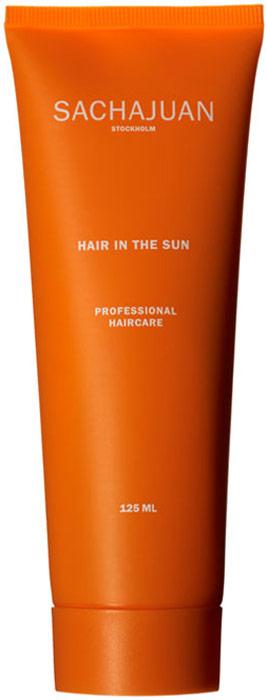 Sachajuan Солнцезащитная сыворотка для волос 125 млSCHJ171Средство HAIR IN THE SUN содержит компоненты технологии «Морской шелк» и способствует защите волос и их цвета от воздействия солнечных лучей. Содержит ультрафиолетовый фильтр, глубоко проникающий в структуру волос и защищающий их даже после ванны или душа. Возможно применение в качестве легкого стайлингового средства.