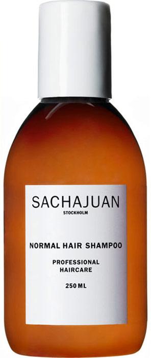 Sachajuan Шампунь для нормальных волос 250 мл шампунь для волос мягкий для ежедневного применения шунгит 300 мл
