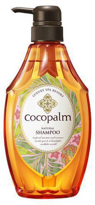 CocoPalm Шампунь серии Luxury SPA Resort для оздоровления волос и кожи головы Cocopalm Natural Shampoo 600 мл шампунь green people cocopalm spa 600ml