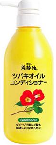 Kurobara Кондиционер Tsubaki Oil Чистое масло камелии для восстановления поврежденных волос с маслом камелии 500мл