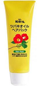 Kurobara Увлажняющий крем Tsubaki Oil Чистое масло камелии для восстановления поврежденных волос с маслом камелии 150 гр.