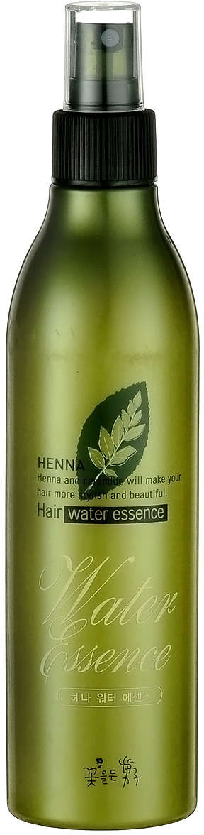 Somang Henna Увлажняющий флюид для волос, 300 мл табакерки для нюхательного табака