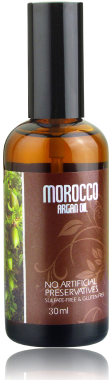 Morocco Argan Oil Масло арганы для волос, 30 мл масло physicians formula argan wear ultra nourishing argan oil 30 мл