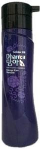 DHAMA Шампунь для волос Восстановление поврежденных волос, 400 мл615200Восстанавливающий питательный шампунь с протеинами шелка и комплексом растительных экстрактов для поврежденных волос. Также, хорошо подходит и для жирных волос. Шампунь на основе натуральных компонентов с освежающим фруктово-цветочным ароматом разработан специально для сухих и ломких волос, утративших природный блеск и эластичность. Шампунь специально разработан для ухода за сильно поврежденными волосами. Он прекрасно восстанавливает, питает и наполняет волосы энергией. Они становятся здоровыми, сильными и блестящими.
