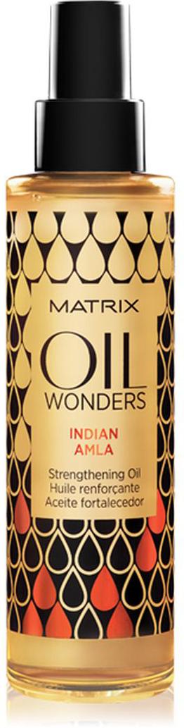 Matrix Oil Wonders Укрепляющее масло Индийское Амла 125 мл масло kativa morocco argan oil nuspa масло