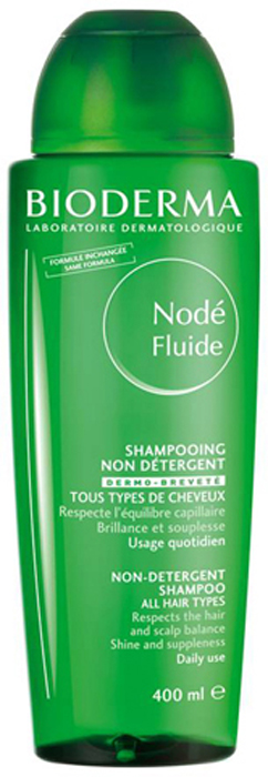 Bioderma шампунь Node 400мл флB0028431Ультрамягкий шампунь-флюид поддерживает и восстанавливает липидную мантию волос, мягко устраняет загрязнения, не нарушая целостность ГЛМ, восстанавливает естественную структуру волоса. Адаптирован для частого использования.Мягко устраняет загрязнения, восстанавливает естественную структуру волос