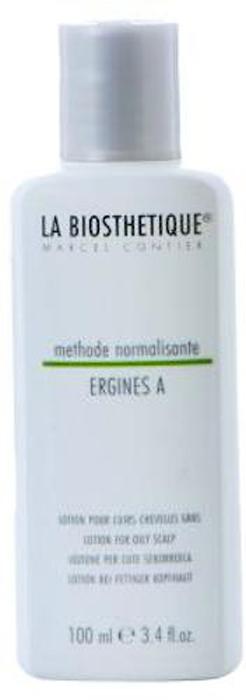 LaBiosthetique Лосьон Methode Normalisante Ergines A для жирной кожи головы, 100 мл