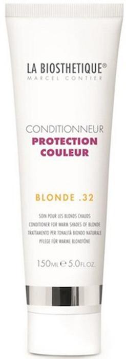 LaBiosthetiqueHair Кондиционер Protection Couleur для окрашенных волос, 150 млLB120780Бальзам подходит для тонких и окрашенных волос, бережно защищает волосы, придает им объем, сияние, сохраняет яркий цвет на долгое время, предупреждает обесцвечивание, улучшает структуру волос, оздоравливает, укрепляет, восстанавливает и нормализует обменные процессы.