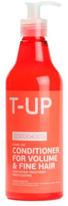 CocoChoco BOOST-UP Кондиционер для придания объема 250 мл981Кондиционер Boost-Up Conditioner for Volume & Fine Hair для придания волосам объёма и пышности рекомендован для ухода за тонкими, лишёнными объёма волосами, а также применяется после процедуры кератинового восстановления волос. Регулярное использование кондиционера гарантирует волосам отличный объём на весь день.Не содержит сульфатов, искусственных отдушек, формалина, формальдегида, парабенов, фталатов, нефтехимических продуктов, ГМО, триклозана, красителей.