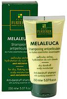 Шампунь Rene Furterer Melaleuca от сухой перхоти, 150 мл3282779132299Интенсивный продукт, который очищает и одновременно оздоравливает кожу головы. Быстро устраняет перхоть и предупреждает ее повторное появление. Снимает зуд и раздражение кожи головы. Увлажняет и восстанавливает волосы и кожу головы. Придает волосам блеск, мягкость, здоровье и жизненную силу.Нанести шампунь, вспенить и смыть. Нанести повторно, вспенить и оставить на 2 или 3 минуты. Смыть. Использовать 1 или 2 раза в неделю 1 - 3 месяца.