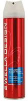 """Лак для волос Wella Design """"Мощный контроль"""", супер-сильная фиксация, 250 мл"""