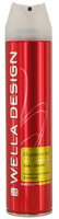 Лак для волос Wella Design Boost It, супер-сильная фиксация, 250 мл wella лак для волос сильной фиксации stay styled 75 мл