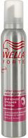 """Пена для укладки средней длины волос """"Wella Forte"""", супер-сильная фиксация, 200 мл"""