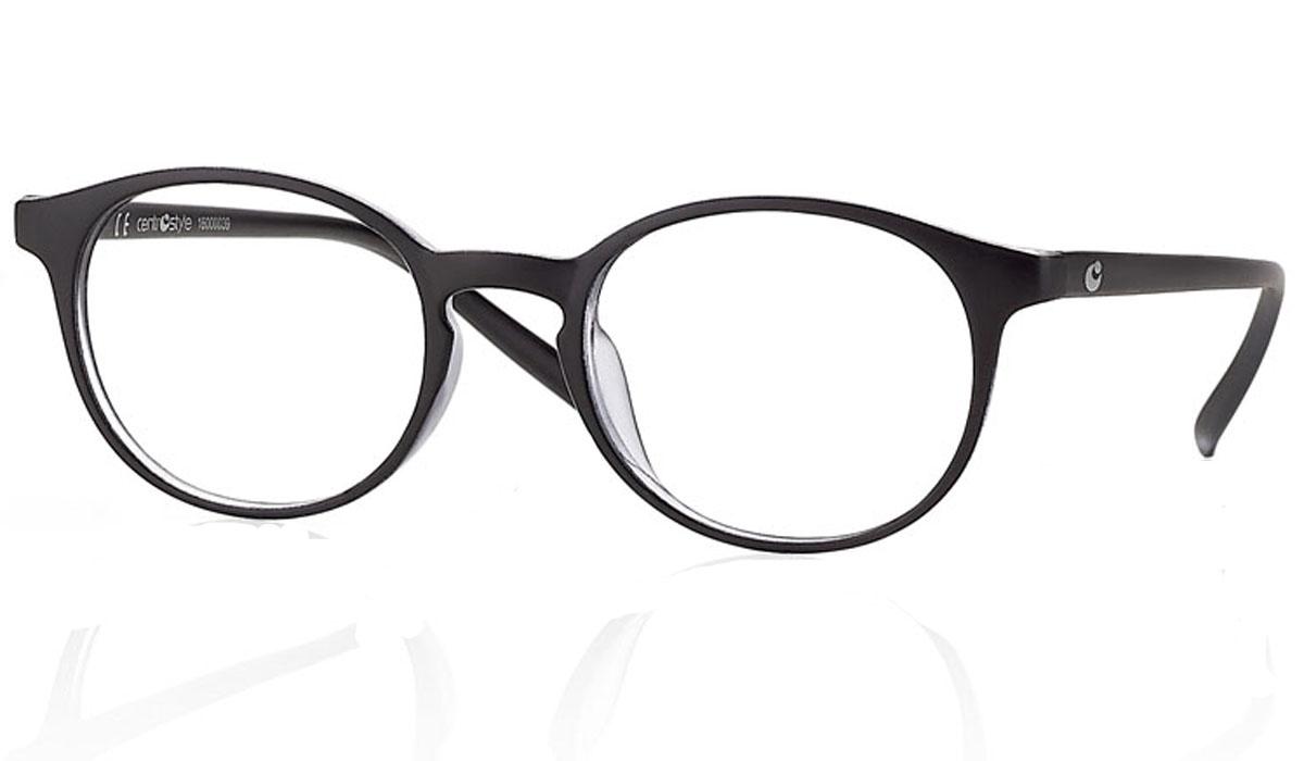 CentroStyle Очки для чтения +1.00, цвет: черный
