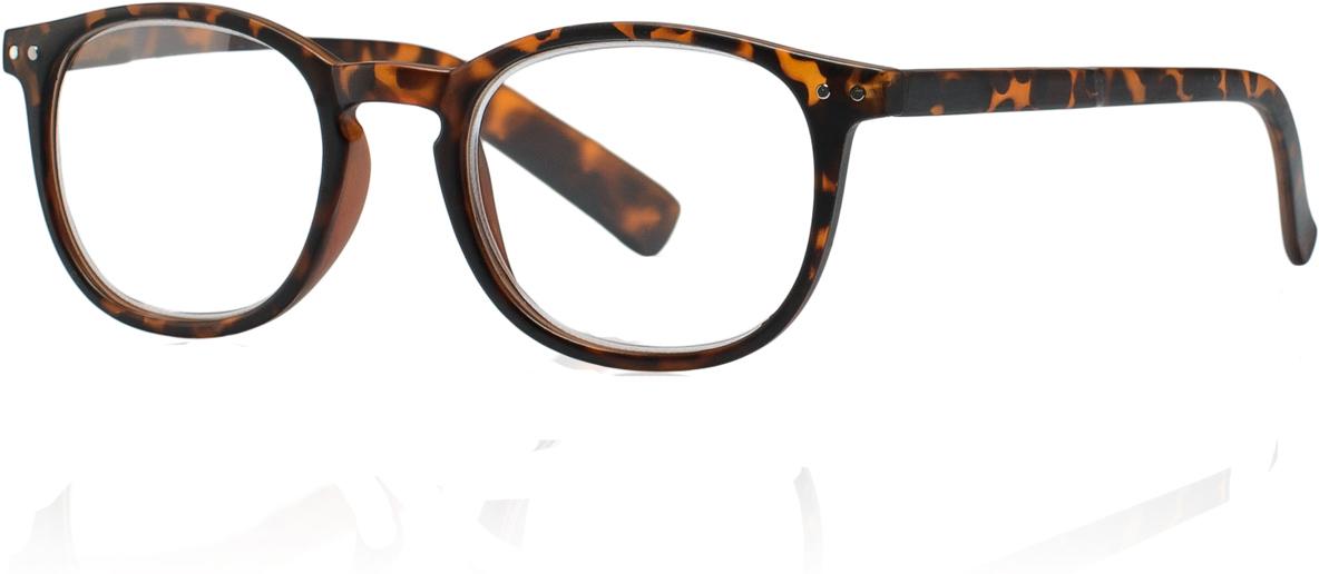 Kemner Optics Очки для чтения +2,0, цвет: коричневый