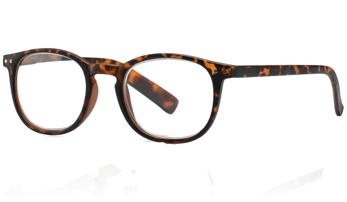 Kemner Optics Очки для чтения +3,0, цвет: коричневый - Корригирующие очки