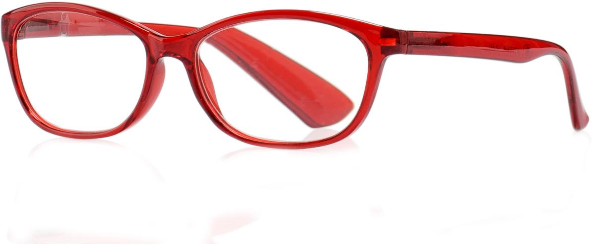 Kemner Optics Очки для чтения +2,5, цвет: красный42777/4Готовые очки для чтения - это очки с плюсовыми диоптриями, предназначенные для комфортного чтения для людей с пониженной эластичностью хрусталика. Компания Kemner Optics уже больше 20 лет поставляет готовую оптику на европейский рынок. Надежность и качество очков Kemner Optics проверено годами.