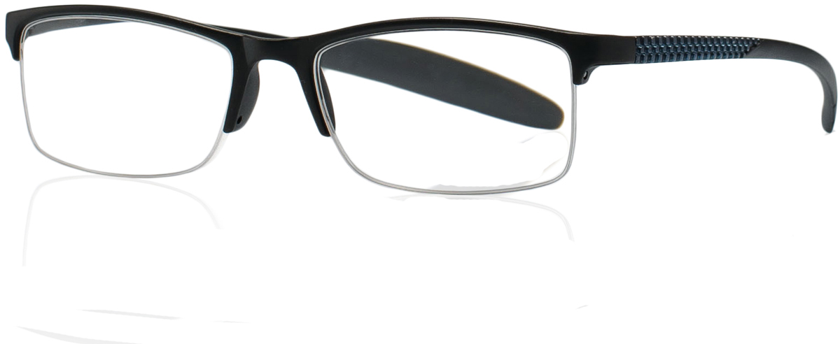 Kemner Optics Очки для чтения +2,5, цвет: черный - Корригирующие очки