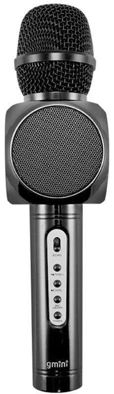 Gmini GM-BTKP-03, Black караоке-микрофон - Микрофоны