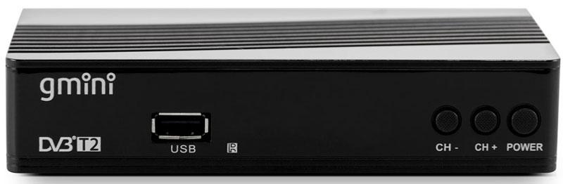 Gmini MagicBox MT2-145 цифровой телевизионный ресивер DVB-T2 - ТВ-ресиверы