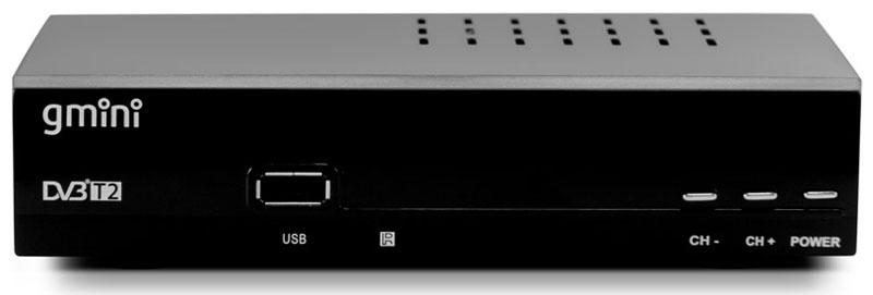 Gmini MagicBox MT2-168 цифровой телевизионный ресивер DVB-T2 - ТВ-ресиверы