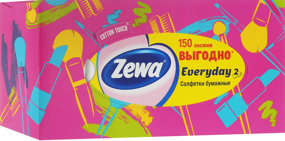 Салфетки косметические Zewa Everyday, цвет: розовый, 2 слоя, 150 штУТ000055770_розовый, помада, кисточкаБумажные салфетки Zewa Cotton Touch произведены с добавлением натуральныхволокон хлопка и одновременно сочетают в себе мягкость и прочность. Ониделикатно и нежно заботятся о вашей коже и дарят незабываемые ощущенияприкосновения хлопка. Бумажные салфетки Zewa Cotton Touch - незаменимыепомощники дома, а их яркий и стильный дизайн дополнит любой интерьер. Ихможно использовать: 1) для косметических целей, чтобы поправить макияж,убрать излишки крема, промокнуть лицо после умывания и так далее. 2) во времяеды, чтобы вытереть руки и лицо. Белые 2-х слойные салфетки бумажные длялица без аромата. Одобрены европейскими дерматологами.