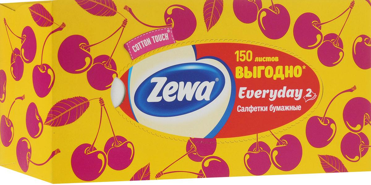 Салфетки косметические Zewa Everyday, цвет: желтый, 2 слоя, 150 штУТ000055770_желтый, вишняБумажные салфетки Zewa Cotton Touch произведены с добавлением натуральных волокон хлопка и одновременно сочетают в себе мягкость и прочность. Они деликатно и нежно заботятся о вашей коже и дарят незабываемые ощущения прикосновения хлопка. Бумажные салфетки Zewa Cotton Touch - незаменимые помощники дома, а их яркий и стильный дизайн дополнит любой интерьер. Их можно использовать: 1) для косметических целей, чтобы поправить макияж, убрать излишки крема, промокнуть лицо после умывания и так далее. 2) во время еды, чтобы вытереть руки и лицо. Белые 2-х слойные салфетки бумажные для лица без аромата. Одобрены европейскими дерматологами.