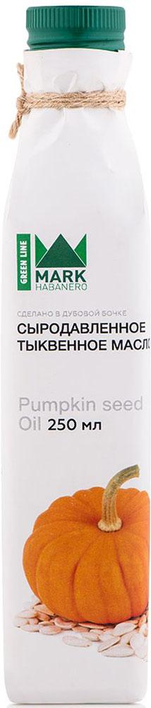 Mark Habanero Greenline масло сыродавленное тыквенное, 250 млMHG005Нежный аромат и ореховый вкус тыквенного масла Mark Habanero Greenline обеспечили ему любовь поклонников здорового питания. Это масло можно использовать только в холодном виде. Оно прекрасно подходит как заправка к салатам и соусам, придавая им изысканную пикантность.А широкий спектр целебных свойств позволяют считать тыквенное масло по-настоящему чудодейственным.Живое тыквенное масло - просто кладезь полезных веществ. Оно содержит:• комплекс минералов - цинк, магний, железо и пр.;• витамины - А, Е;• линолиевую кислоту, которая участвует в синтезе витамина D;• растительный спирт;• селен;• хлорофил.Благодаря такому широкому списку полезных веществ в составе, тыквенное масло оказывает положительное действие практически на все системы организма. Регулярное употребление в пищу этого масла помогает:• нормализовать работу желудочно-кишечного тракта;• улучшить работу сердечно-сосудистой, мочеполовой и нервной систем;• существенно повысить иммунитет.Кроме этого тыквенное масло обладает ранозаживляющим эффектом, применяется при лечении ожогов и язв. Очищает организм от паразитов, помогает сохранить молодость, так как является сильным природным антиоксидантом. А растительный спирт в составе масла делает его эффективным при лечении таких серьезных заболеваний, как диабет и рак.Но тыквенное масло получило распространение не только в кулинарии и медицине, но и в косметологии.Его используют как:• лосьон для загара (загар ложится ровно, кожа остается увлажненной, а риск получить солнечные ожоги сводится к минимуму);• крем - тыквенное масло не только увлажнит кожу и придаст ей тонус, но и поможет при таких заболеваниях, как псориаз, капиллярные звездочки, дерматиты и прочих.• средство от растяжек (регулярное применение масла на проблемных зонах подтянет кожу и сделает растяжки менее заметными)Регулярное употребление масла в пищу так же положительно скажется на состоянии волос и ногтей.Марк рекомендует:Для поддержани