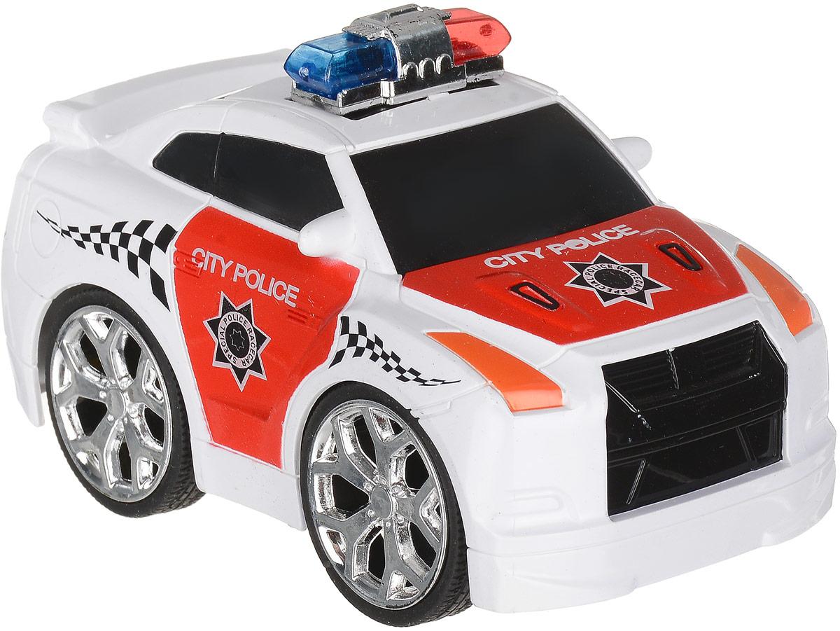 Taiko Zoom Машина на радиоуправлении Полиция цвет красный белый