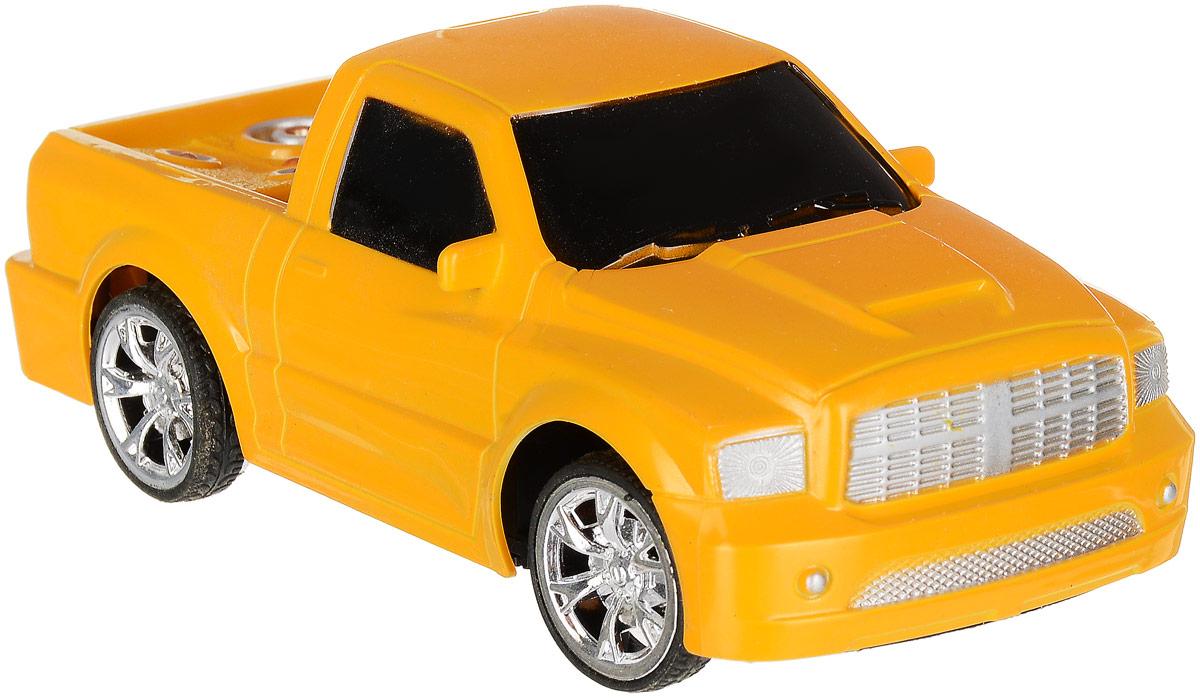 Taiko Машина легковая на радиоуправлении цвет желтый